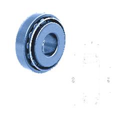 40 mm x 90 mm x 23 mm Outer Diameter (mm) Fersa 32204F Tapered Roller Bearings