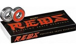 Bearing Bore after Mounting (di) Loyal Bones REDS Skateboard Bearings