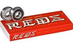 Width (mm) Loyal Bones Super REDS Bearings Skateboard Bearings