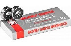 Bearing number Loyal Bones Swiss L2 Skateboard Bearings
