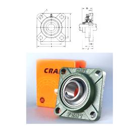 Basic static load rating (C0) Loyal UCF209 Bearing Units