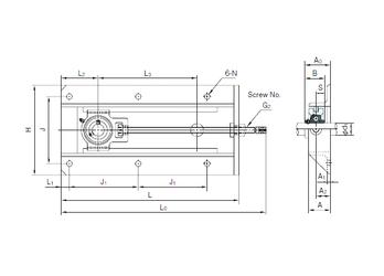 35,000 mm x 91,000 mm x 30,000 mm B NACHI UCT209+WB Bearing Units