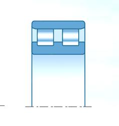 45 mm x 68 mm x 12 mm Basic static load rating (C0) NTN 2RNU12101 Cylindrical Roller Bearings