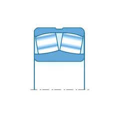 85 mm x 150 mm x 28 mm rmin SNR 22232EMW33 Thrust Roller Bearings
