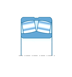 Basic static load rating (C0) SNR 23122EAW33 Thrust Roller Bearings